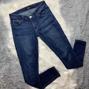 Hudson Krista Super Skinny Jeans in Skee